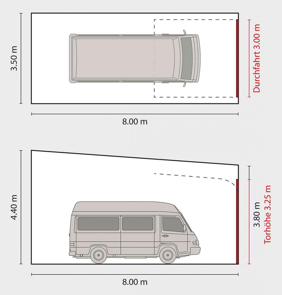 Maxigaragen Zu Vermieten In Krefeld, XXL-Garagen Für Ihr Wohnmobil